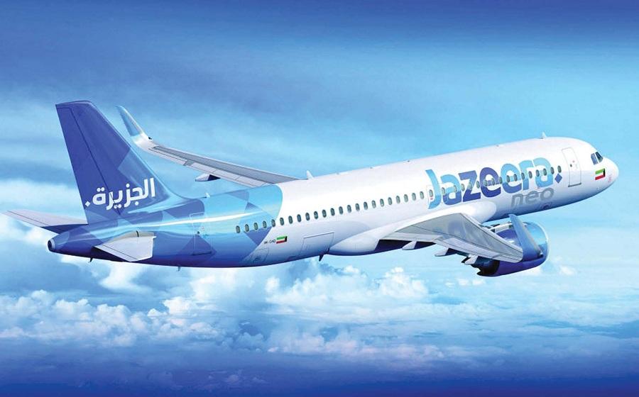 طيران الجزيرة الكويتية تكشف جدول رحلاتها إلى 6 مدن مصرية ضمن 20 وجهة بدءا من أول أغسطس