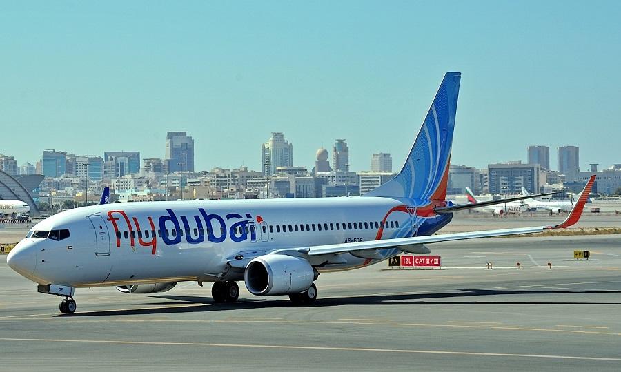 فلاي دبي توسع تشغيل رحلاتها لتصل إلى 44 وجهة حول العالم