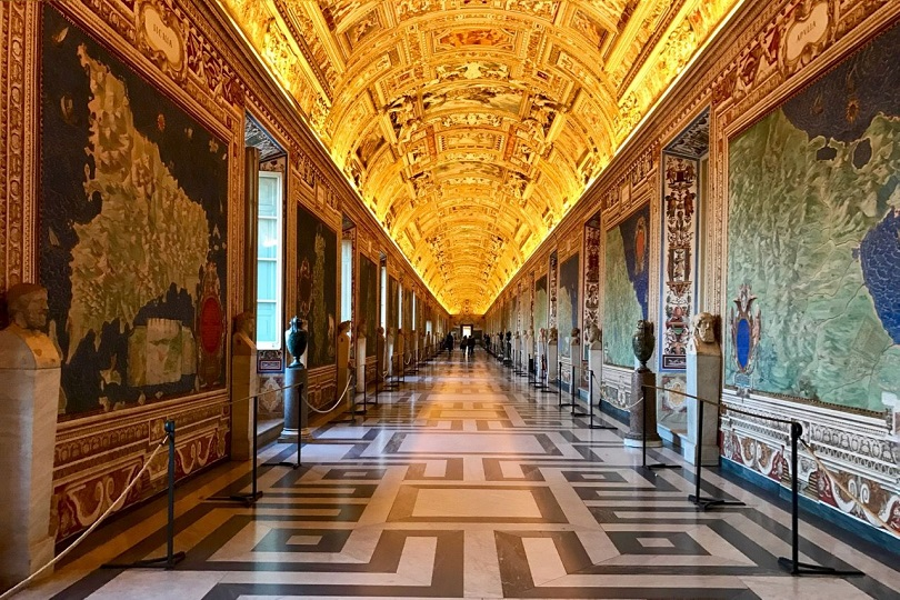 متاحف الفاتيكان تعيد فتح أبوابها في 3 مايو بعدد محدود من الزائرين