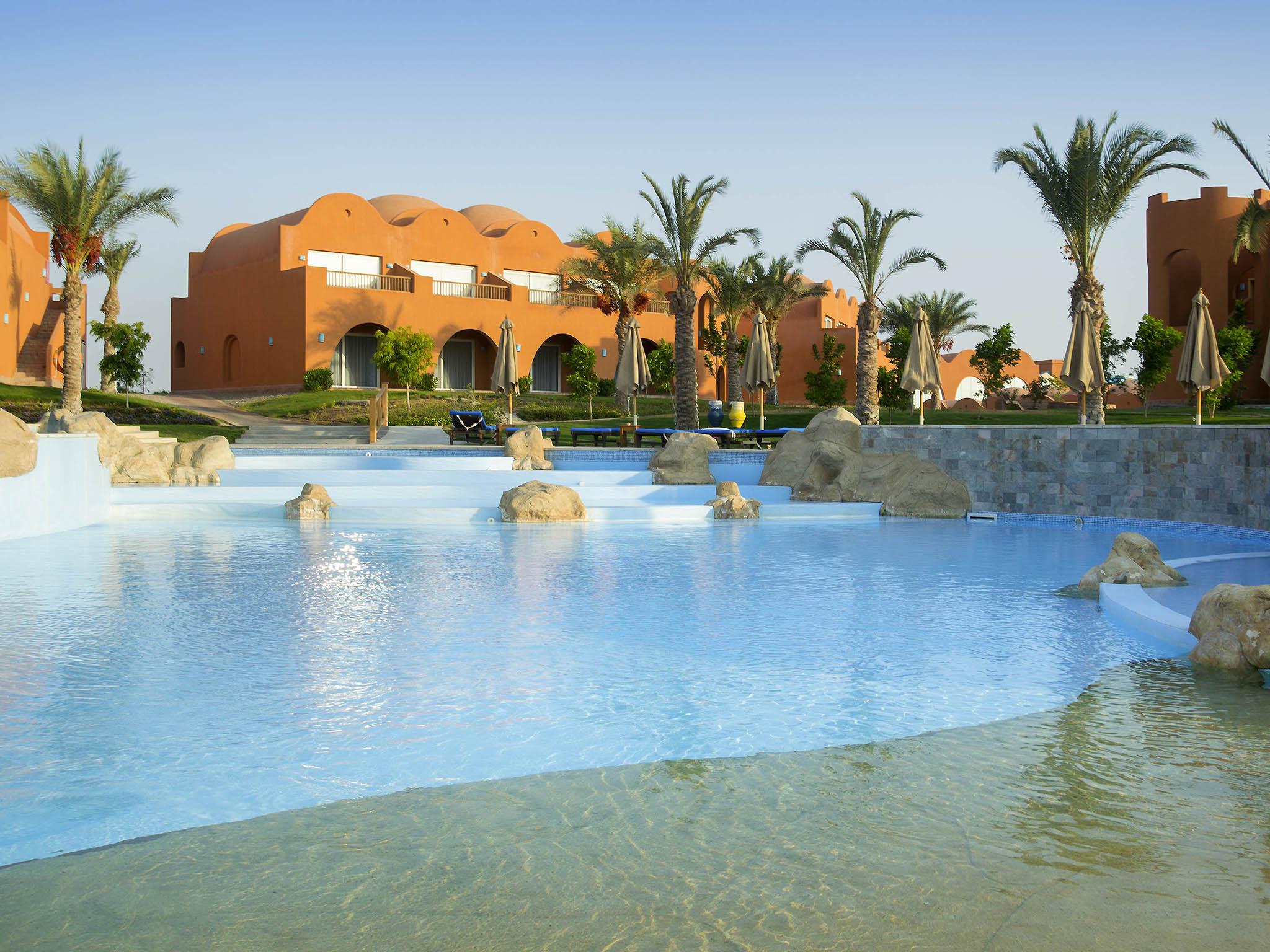 Novotel Marsa Allam Hotel - 4 Days/3 Nights